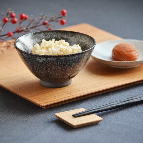 Saliu Rice Bowl Black