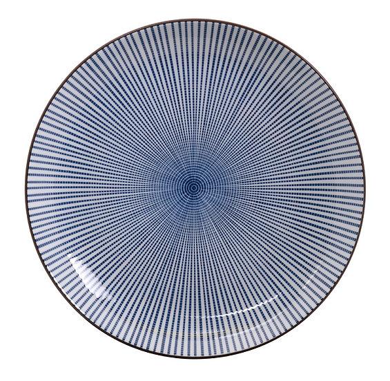 Tokusa Plate 25 cm