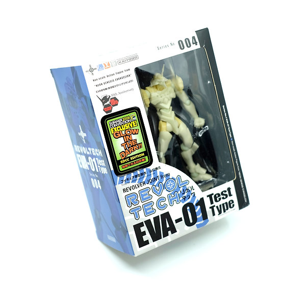 Evangelion 'Glow in the Dark' Revoltech EVA-01