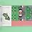 Thumbnail: Cochae Origami Card Book Necoori