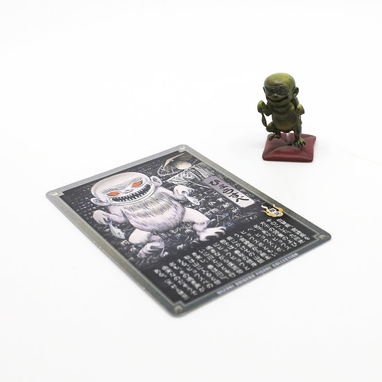 Ge Ge Ge No Kitaro / mini gashapon + card