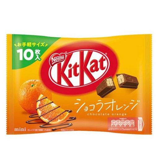 KitKat Mini Chocolate Orange