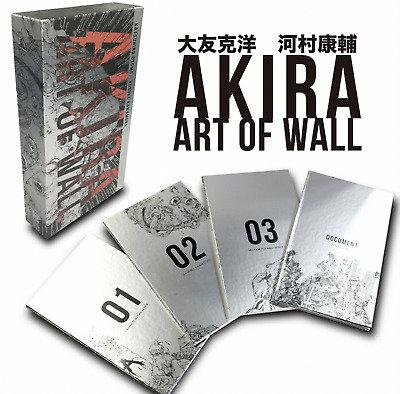 Akira Art of Wall by Katsuhiro Otomo