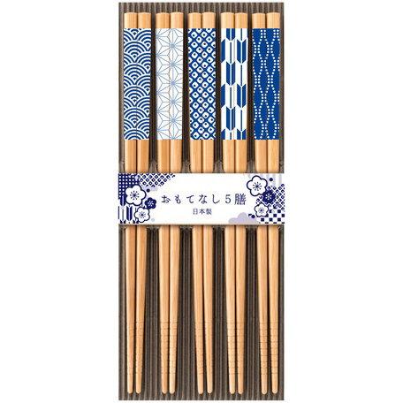 Soot Bamboo Kissho Chopstick Set