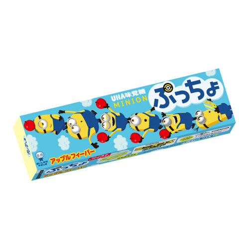 Puccho Chewy Candy Minions Apple