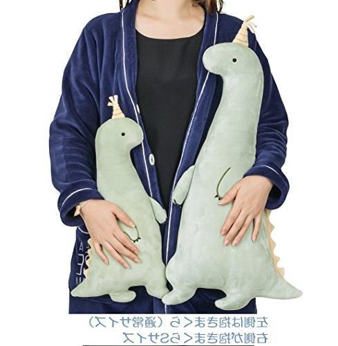 Roomies Party Hug Pillow Dino