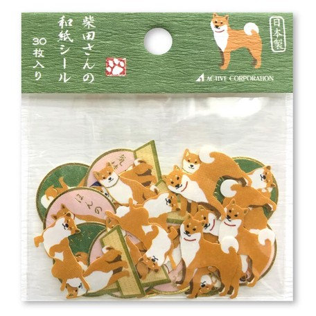 Stickers Shibata Flake