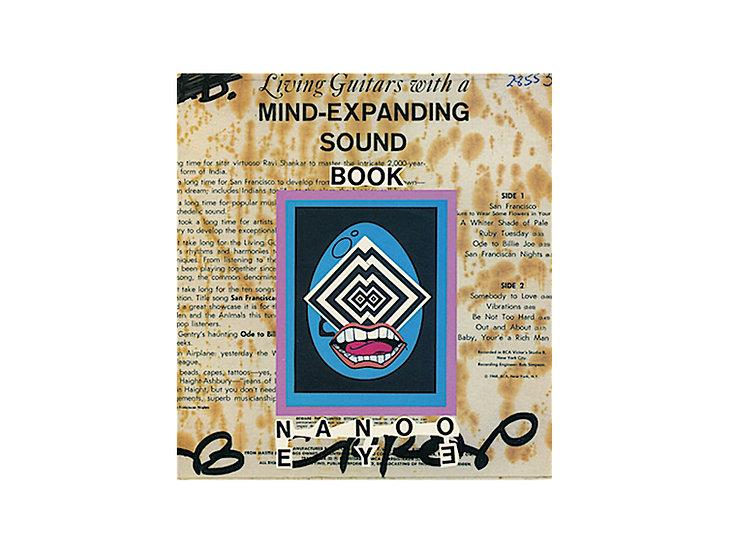 Yamataka Eye 'Mind Expanding Sound Book' Nanoo Eye