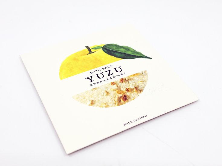 Yuzu Bath Salt