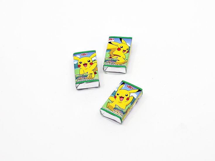 Pokemon Chewing Gum Pikachu