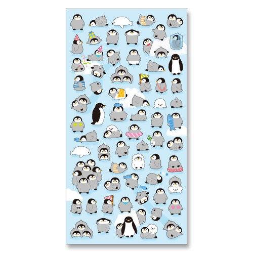 Mind Wave PuchiPuchi Pinguin Sticker