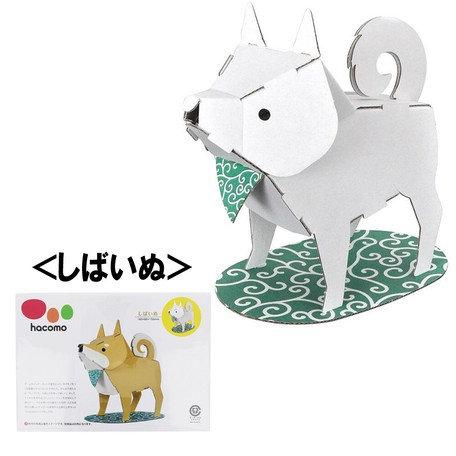 Shiba Inu Cardboard Kit