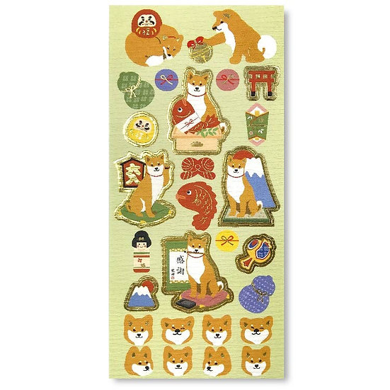 Stickers Shibata Fortune