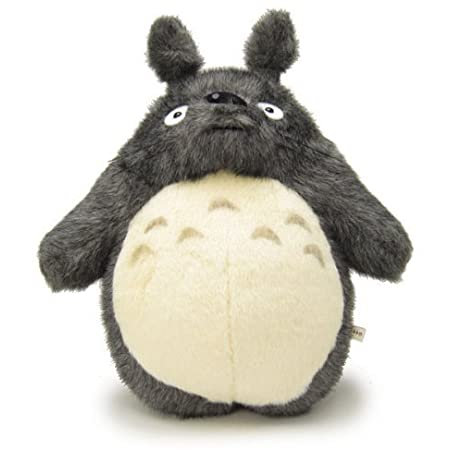 Studio Ghibli 'My Neighbour Totoro' Dark Grey Totoro Plush Large! (40 cm)