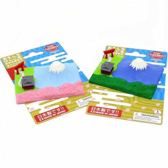 Iwako Mt. Fuji Eraser