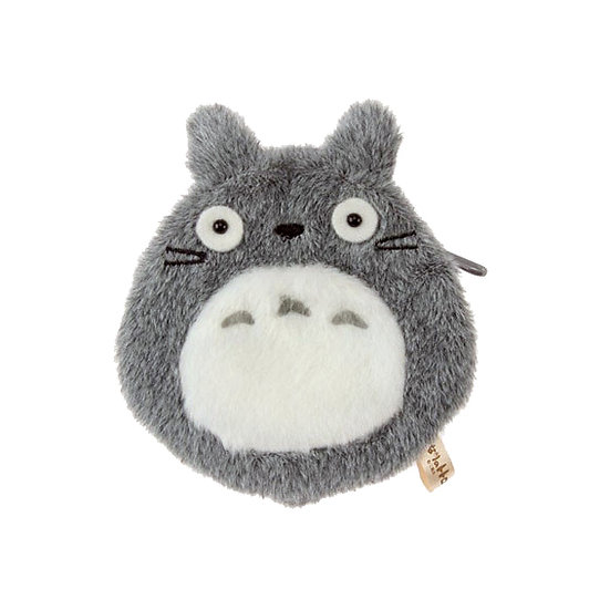 Studio Ghibli 'My Neighbour Totoro' Fluffy Coin Purse Totoro
