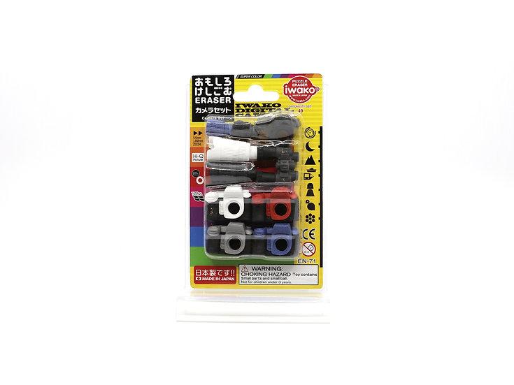 Iwako Camera Eraser