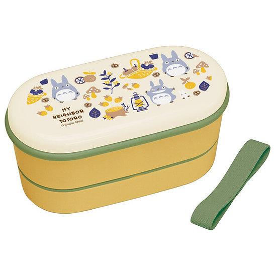 Studio Ghibli Lunch Box 2 Steps Totoro Kurashi