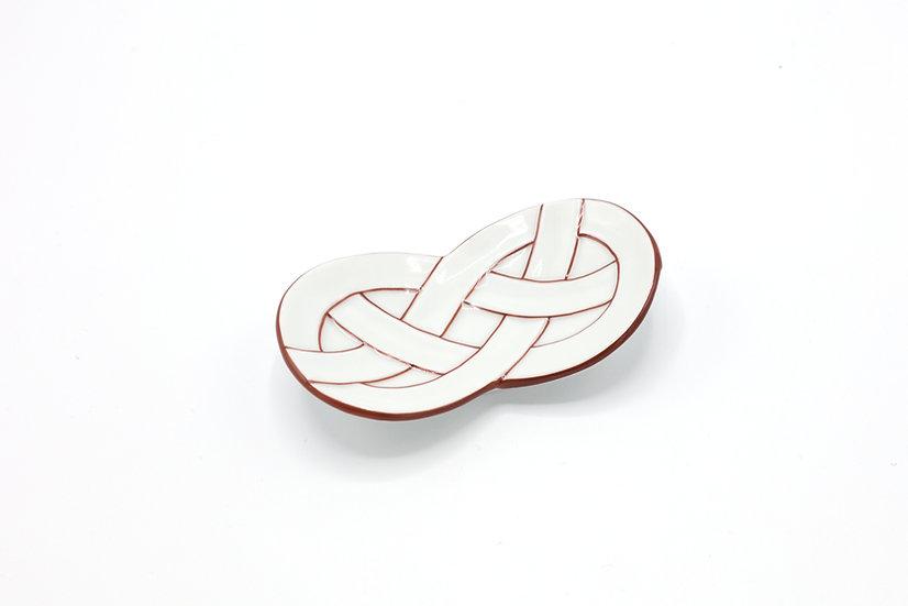 Arita Ware Ceramics Musubi Mini Dish