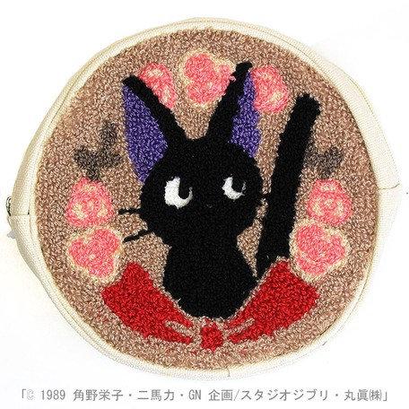 Studio Ghibli 'Kiki's Delivery Service' round pouch Jiji