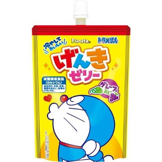 Doraemon Fruit Jelly Drink Limited Edition
