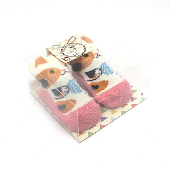 Baby Socks Cat