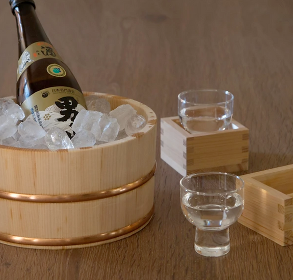 Sori Yanagi Sake glass  Small