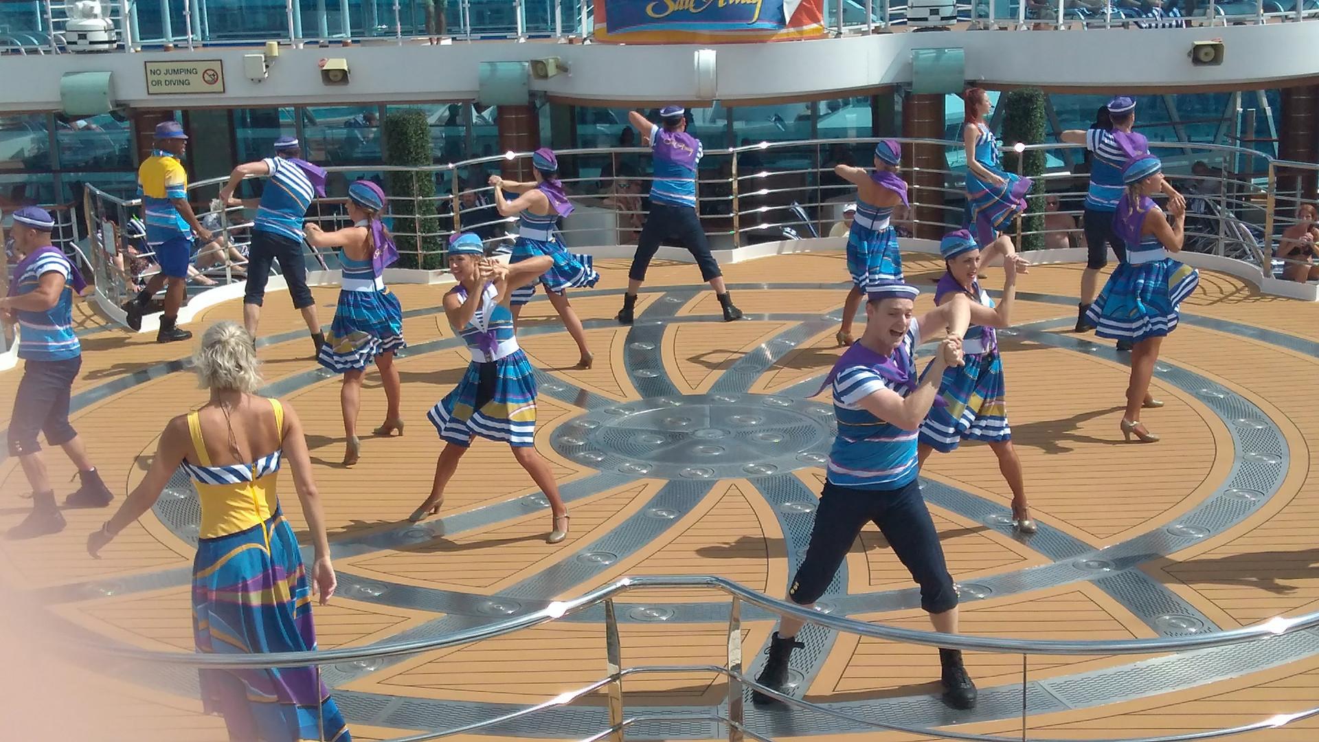 Regal Princess Cruise Lines