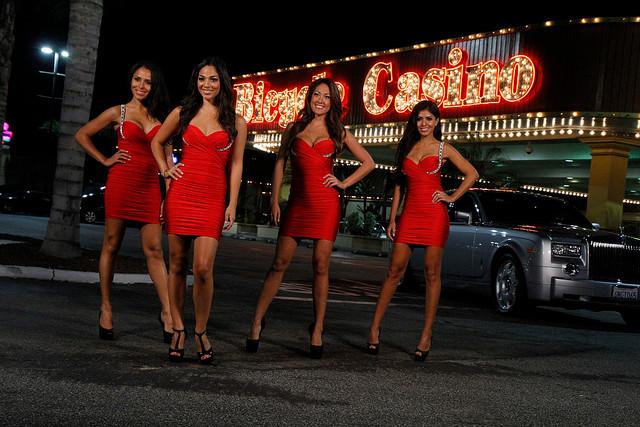 World Poker Tour - Royal Flush Girls