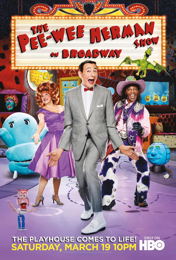 Pee Wee on Broadway