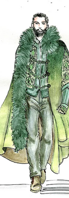 Golaud, grandson of Arkel