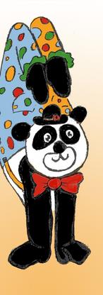 Panda Clown on hands #2.png