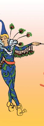 Peacock Clown Ribbon Dancer.png