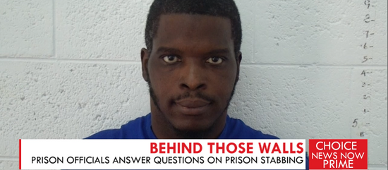 Prison Officials answer questions on recent prison stabbing