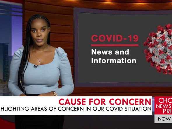 Highlighting areas of concern in Saint Lucia's COVID-19 situation