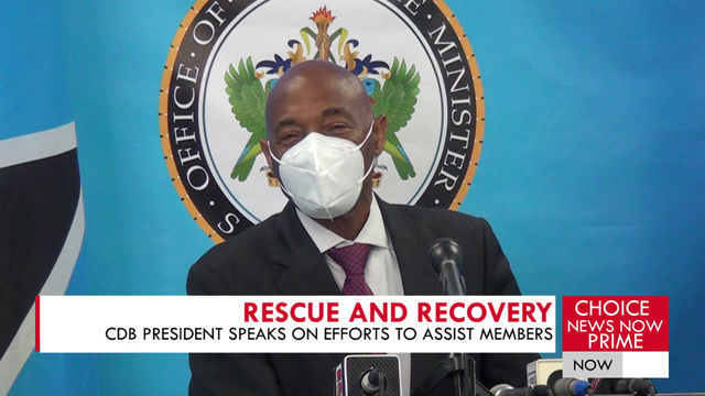 CDB expresses a willingness to assist members during the COVID 19 pandemic.
