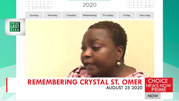 Nine years ago, the family of Crystal St. Omer got the news they were hoping would not come.