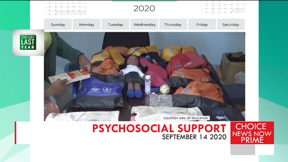 Students get psychosocial support for COVID 19