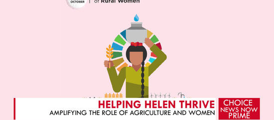 AMPLIFYING THE ROLE OF AGRICULTURE AND WOMEN IN SAINT LUCIA
