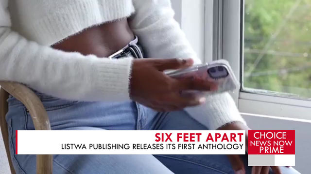 Listwa Publishing releases its first anthology.