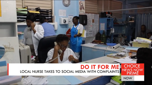 Local nurse takes to social media with COVID 19 concerns
