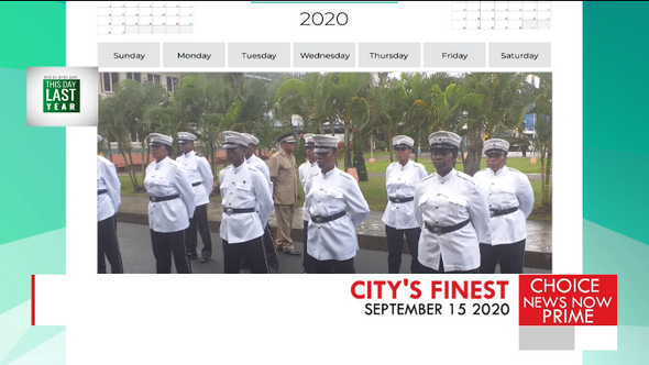 The new Chief came in with strategic plans for making Castries one of the safest cities