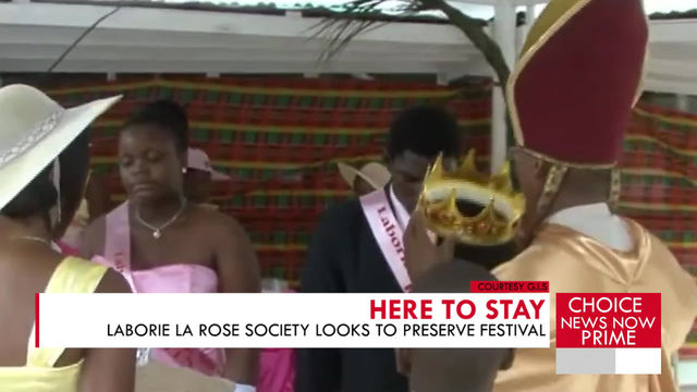 Laborie La Rose Society had plans for this year's celebration of the festival despite the pandemic
