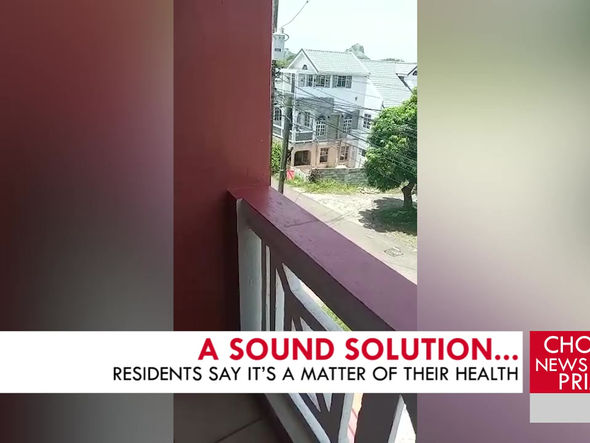 Residents say its a matter of their health