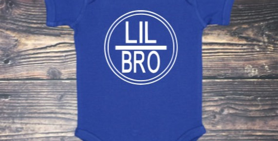 Lil Bro Onesie