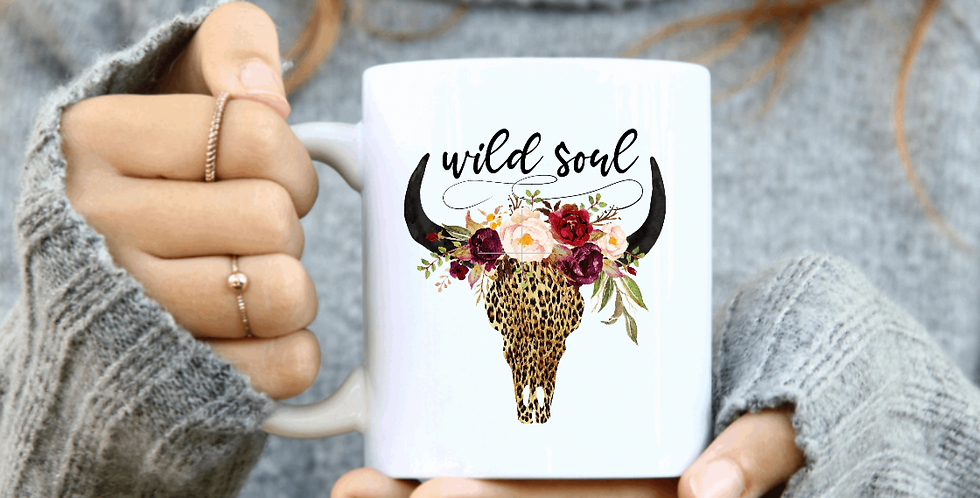 Wild Soul Coffee Mug