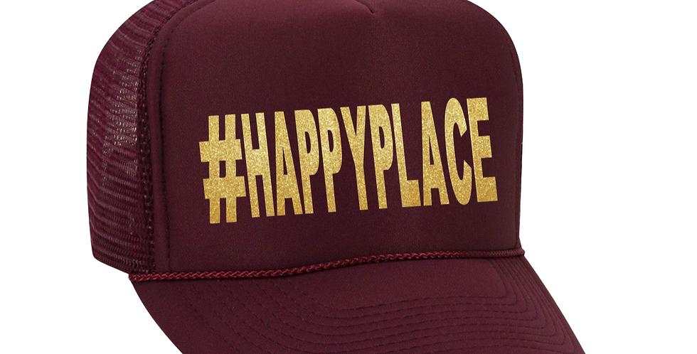 #Happyplace Hat