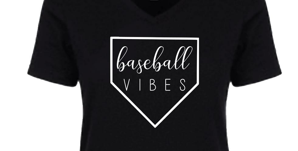 Baseball Vibes Shirt