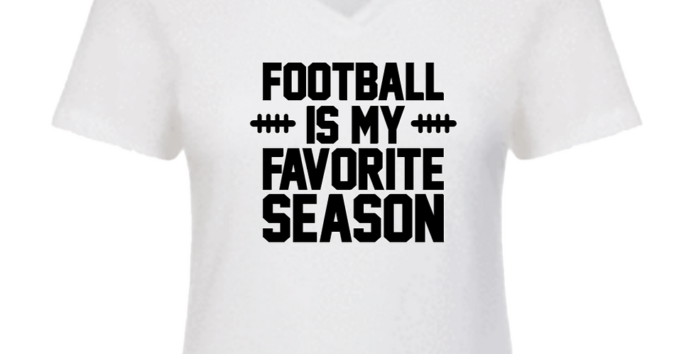 Football Is My Favorite Season Shirt