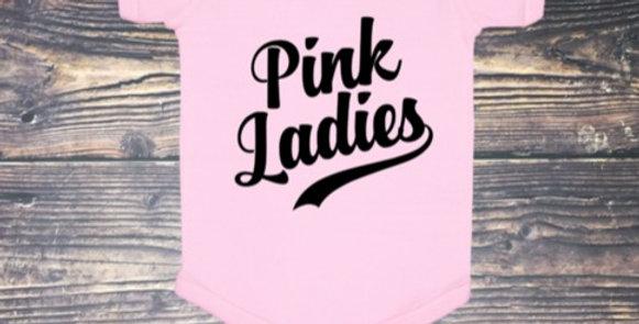 Pink Ladies Onesie